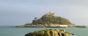 St Michael's Mount swim
