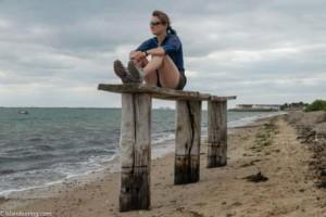 Mersea Island circular walk