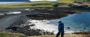 Walk to Oronsay Skye
