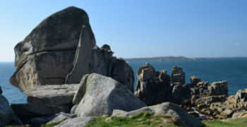 Circular walk St Mary's, Scilly