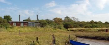 Hut on Skippers Island