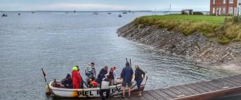 Piel Island Ferry