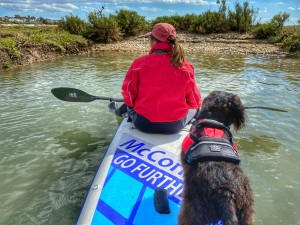 McConks Go Further Paddleboard