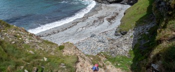 Circular walk Portreath
