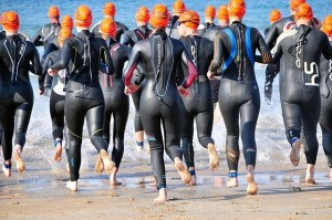 Swim challenges - Scilly