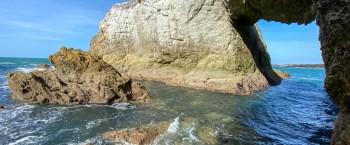 Wales Coast Path Holy Island Anglesey