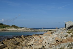 Wild swimming Scilly