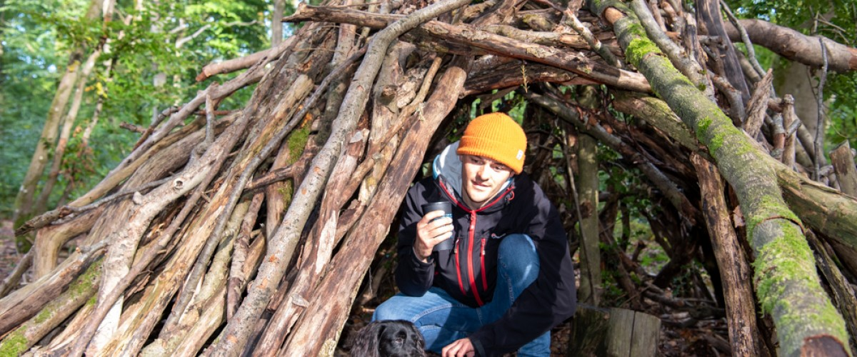 Cycle the Red Squirrel Trail