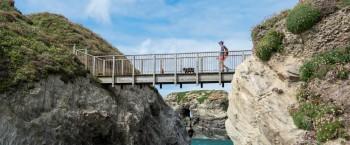 Porth Island walk